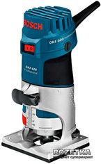 Акция на Фрезер кромочный Bosch Professional GKF 600 от Rozetka