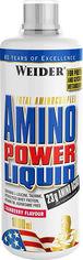 Аминокислота Weider Amino Power Liquid Cranberry 1000 мл (4044782310342) от Rozetka