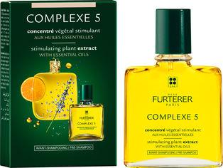 Акция на Комплекс Rene Furterer Complexe 5 Оздоровительный от выпадения волос 50 мл (3282779014076) от Rozetka
