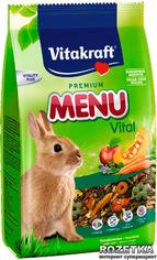 Корм для кроликов Vitakraft Menu Vital 3 кг (4008239255426) от Rozetka