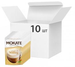 Акция на Упаковка растворимого кофейного напитка Мokate Cappuccino Vanilla 10 шт по 110 г (26.071) (5902891280538) от Rozetka