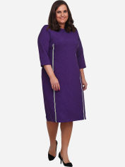 Платье Jhiva 90156970 52 Фиолетовое (2100000550395) от Rozetka