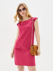Платье Jhiva 90156134 42 Фуксия (2100000562503) от Rozetka