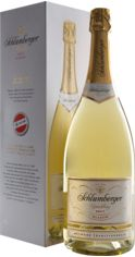 Акция на Вино игристое Schlumberger Klassik белое брют 1.5 л 11.5% (90057625) от Rozetka