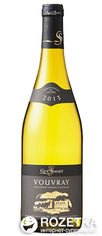 Акция на Вино Guy Saget Vouvray белое полусухое 0.75 л 11.5% (3014220909118) от Rozetka