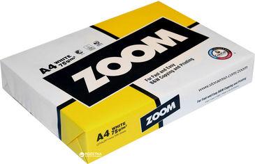 Акция на Набор бумаги офисой Zoom Stora Enso А4 75 г/м2 класс С 5 пачек по 500 листов Белая (6416764501242) от Rozetka
