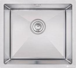 Акция на Кухонная мойка COSH D4645H от Rozetka