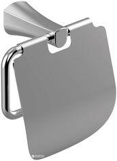 Акция на Держатель туалетной бумаги IMPRESE CUTHNA 140280 stribro от Rozetka