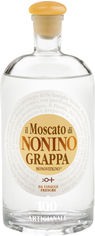 Акция на Граппа Nonino Grappa il Moscato 0.7 л 41% (80664024) от Rozetka