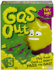 Настольная игра Mattel Gas Out (DHW40) от Rozetka