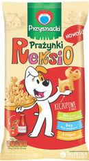Упаковка картофельных снеков Przysnacki Reksio со вкусом кетчупа 90 г х 20 шт (5900073100490) от Rozetka