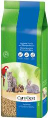 Наполнитель для кошачьего туалета Cats Best Universal Древесный комкующий 22 кг (40 л)(4002973000472) от Rozetka