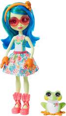 Акция на Кукла Enchantimals Лягушонок Тамик (GFN43) (0887961766479) от Rozetka
