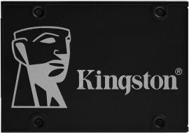"""Акция на Kingston SSD KC600 512GB 2.5"""" SATAIII 3D NAND TLC (SKC600/512G) от Rozetka"""