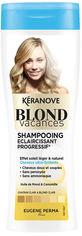 Акция на Шампунь Eugene Perma Keranove Eclaircissant Blond Vacances для естественного осветления волоc 250 мл (3140100349689) от Rozetka