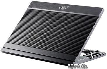 Подставка для ноутбука DeepCool N9 Black от Rozetka