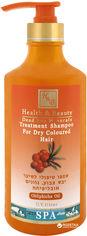 Акция на Шампунь Health & Beauty для сухих окрашенных волос с маслом облепихи 780 мл (7290012326271) от Rozetka