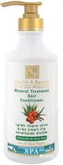 Акция на Кондиционер Health & Beauty для всех типов волос на основе минералов Мертвого моря 780 мл (7290012326301) от Rozetka