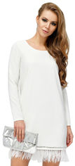 Платье Carica КР-10181-3 L Белое (2000002232827) от Rozetka