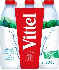 Упаковка минеральной негазированной воды Vittel 0.5 л х 24 бутылки (3179732338631_3179732364814) от Rozetka