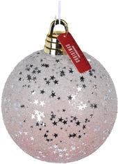Акция на Елочный шар Christmas Decoration 20 см (CAA724990_stars) от Rozetka