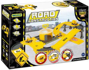 Автомобильный трек Wader Play Tracks City Набор строение (53540) (5900694535404) от Rozetka