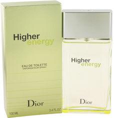 Акция на Туалетная вода для мужчин Dior Higher Energy 100 мл (3348900574656) от Rozetka
