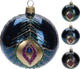 Акция на Набор елочных шаров Home & Styling Collection 6 шт (AVG105140) от Rozetka