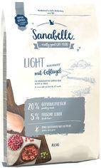 Акция на Сухой корм для взрослых кошек с избыточным весом Bosch Sanabelle Light со вкусом птицы 10 кг (4015598017619) от Rozetka