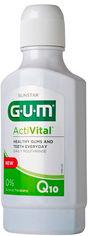 Ополаскиватель для полости рта GUM Activital 300 мл (7630019902625) от Rozetka