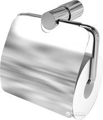 Акция на Держатель для туалетной бумаги AQUA RODOS Маттео 8816 хром от Rozetka