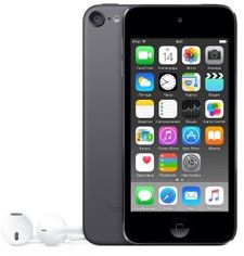 Apple iPod touch 6Gen 16GB Space Gray (MKH62) от Stylus
