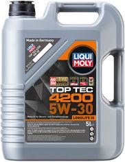 Акция на Моторное масло Liqui Moly Top Tec 4200 5W-30 5 л (7661) от Rozetka