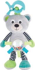 Игрушка Canpol Babies Bears мягкая вибрирующая Серая (68/062_grey) (5901691823396) от Rozetka