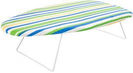 Акция на Доска гладильная Мій Дім Table Top 34х75 см (MM02401) от Rozetka
