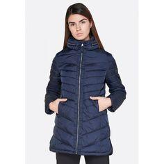 Акция на Куртка женская Lotto LUNGO VERBIER W PAD PL  NAVY BLUE L58629/1CI от Lotto-sport