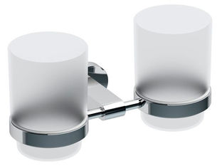 Стакан для ванной двойной RAVAK Chrome CR 220 X07P189 от Rozetka