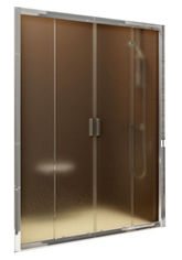 Душевая дверь RAVAK BLIX BLDP4-140 Transp 0YVM0C00Z1 от Rozetka