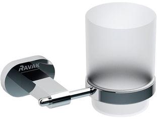 Акция на Стакан для ванной RAVAK Chrome CR 210 X07P188 от Rozetka
