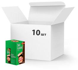 Акция на Упаковка кофейного напитка Жокей 3 в 1 Классик 10 шт по 10 стиков (4823096804293) от Rozetka