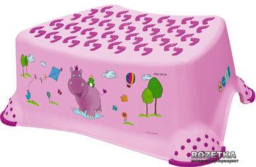 Акция на Подставка Keeeper Hippo лиловая (8642.509(KK)) от Rozetka