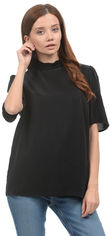 Блузка H&M 3hm06100146 40 Черная (SHEK2000000291888) от Rozetka