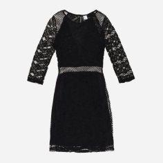 Платье H&M 3hm05330117 32 Черное (SHEK2000000289861) от Rozetka