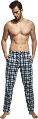 Акция на Пижамные штаны Cornette 691-19/16 XL Сине-салатовые (5902458120222) от Rozetka