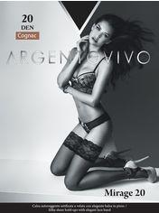 Акция на Чулки Argentovivo Mirage 20 Den 1/2 р Cognac (8051403068465) от Rozetka