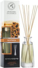 Набор для испарения ароматических смесей Ароматика с натуральными эфирными маслами Корица (4820031055116) от Rozetka