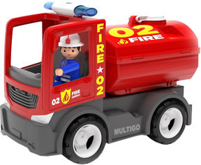 Акция на Автоцистерна MultiGO EFKO Fire с водителем (27282) (8592168272822) от Rozetka