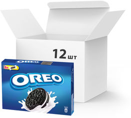 Акция на Упаковка печенья Oreo 228 г х 12 шт (7622210653710) от Rozetka