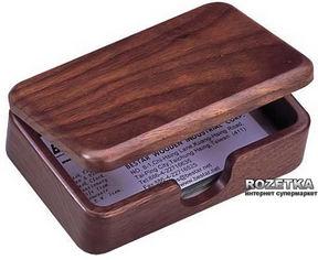 Деревянный контейнер для визиток Bestar Орех (1315WDN) от Rozetka