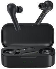 Акция на Наушники QCY T5 TWS Bluetooth Black (6957141405505) от Rozetka